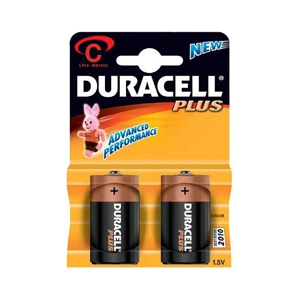 Duracell Procell C Cell Professional Batteries (Pack of 10)