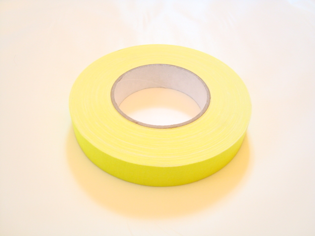 "Fluorescent 1"" Yellow"