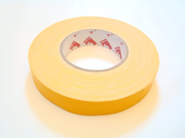 "Scapa 1"" Yellow Gaffer Tape, Cloth Tape, Duct Tape"