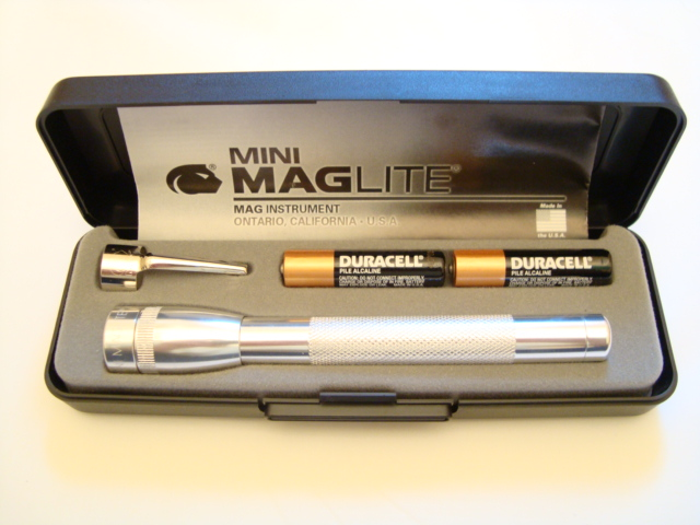 Maglite AAA - Click Image to Close