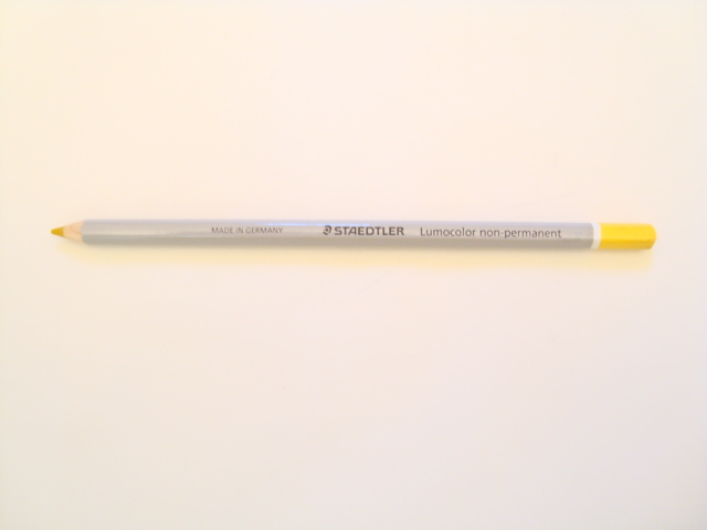 Staedtler Chinagraphs (Yellow)