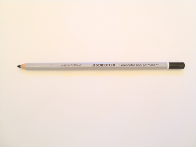Staedtler Chinagraphs (Black)