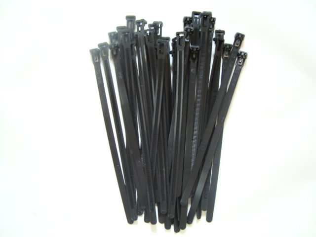 Cable Ties Re-Sealable (Small)