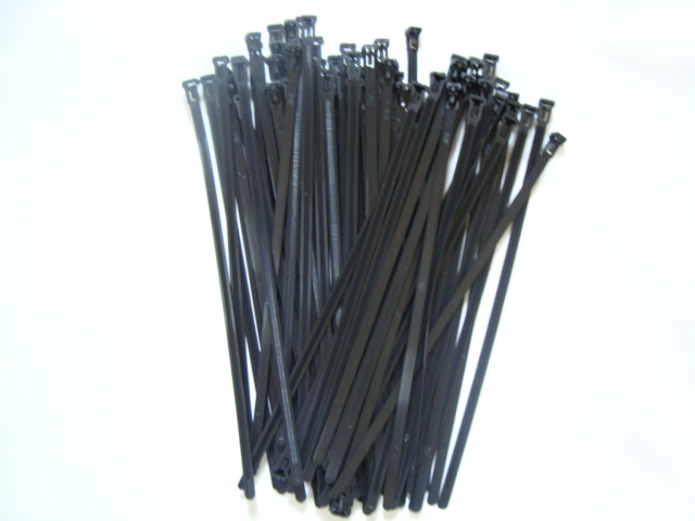 Cable Ties Re-Sealable (Large)