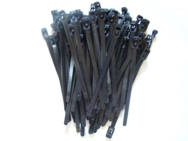 Cable Ties Re-Sealable (Medium)