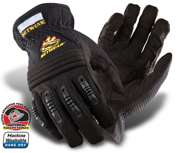 Setwear EZ Fit Extreme Gloves (Medium) [SWX-05-009]