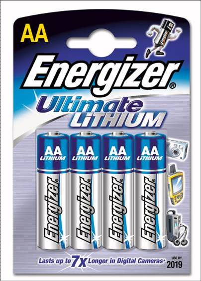energizer aa lithium batteries 4 pkt that 39 s a wrap consumables superstore. Black Bedroom Furniture Sets. Home Design Ideas