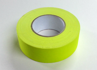 "Fluorescent 2"" Yellow"