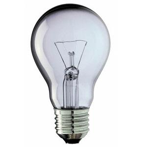 GLS ES Bulb Clear - 60 Watt