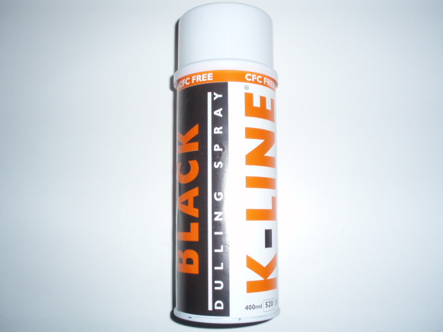 K-Line Dulling Spray (Black)