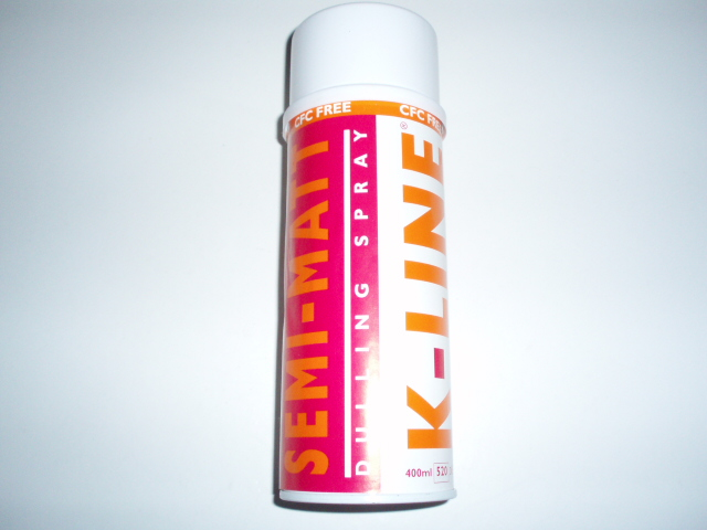 K-Line Dulling Spray (Semi-Matt)