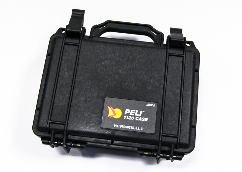 Peli 1120 Case with Foam insert