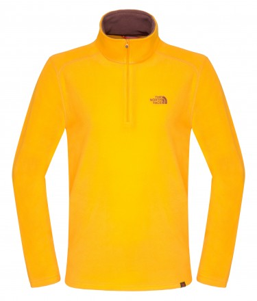 The North Face 100 Glacier 1/4 Zip Microfleece (Mens)