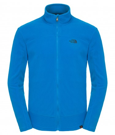 The North Face 100 Glacier Full Zip Microfleece (Mens)