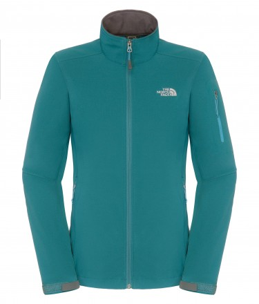 The North Face Ceresio SoftShell Jacket (Womens)