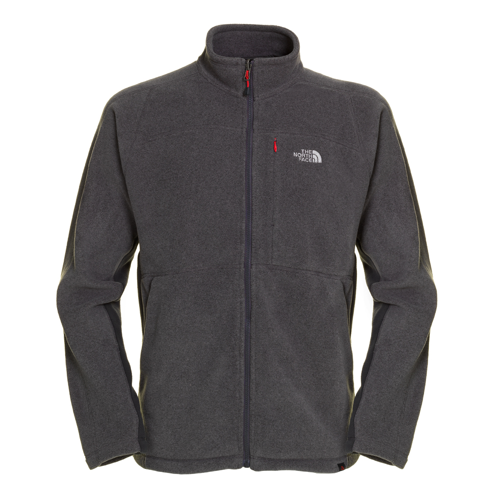 The North Face 200 Shadow Full Zip Fleece (Small)