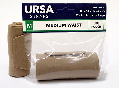 URSA Straps Waist Beige / Medium / Big Pouch