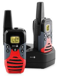 Doro WT87 Walkie Talkie with Charger