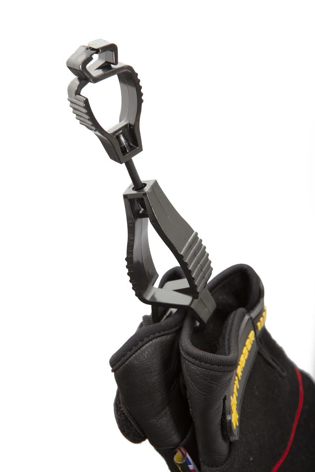 Dirty Rigger Glove Guard-Clip
