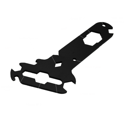 Dirty Rigger Multitool - Click Image to Close