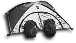 Harrison Changing Tent (16mm)