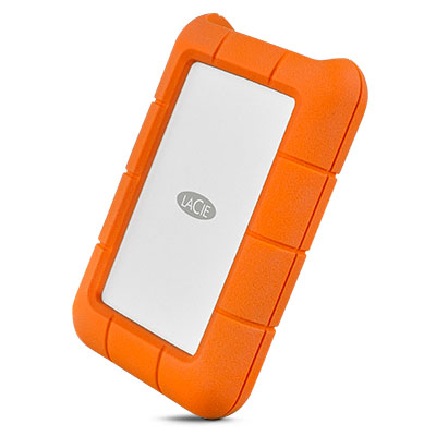 LaCie Rugged Hard Drives CALL FOR PRICES